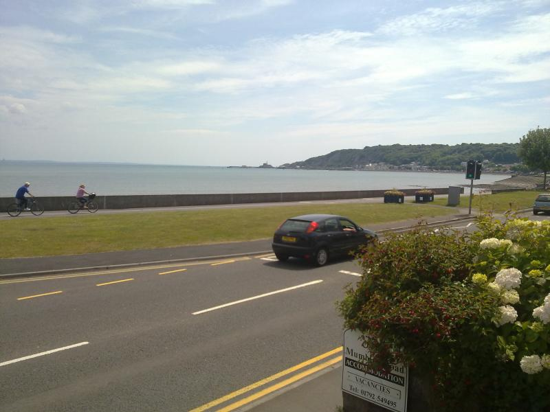 370 Mumbles Road, location de vacances à Swansea
