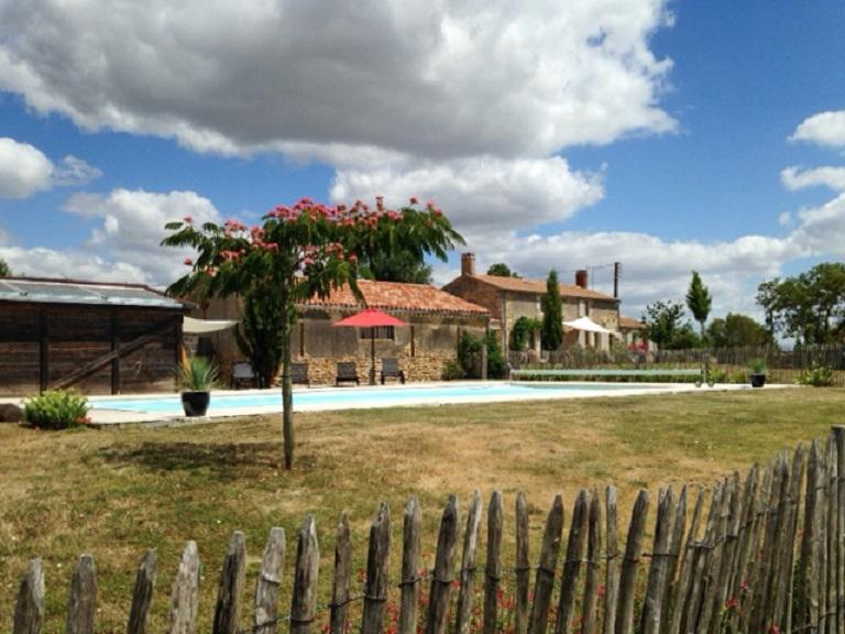 Big villa with swimming-pool, vacation rental in Vendee