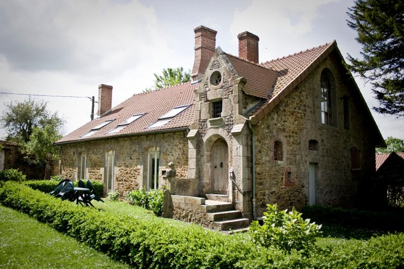 Domaine de Keravel - Gîte Adrien Dauzat, holiday rental in Lanloup