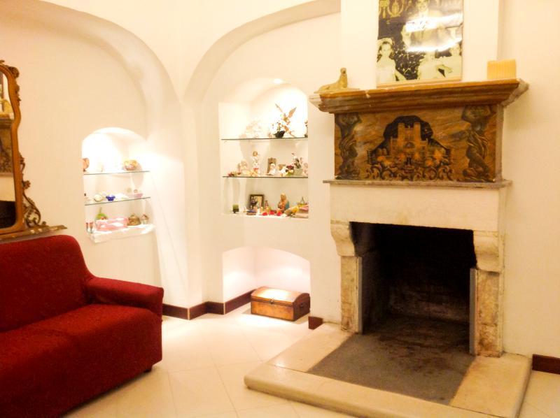 Dimora d'epoca Palazzo della torre Del Camino, holiday rental in San Menaio
