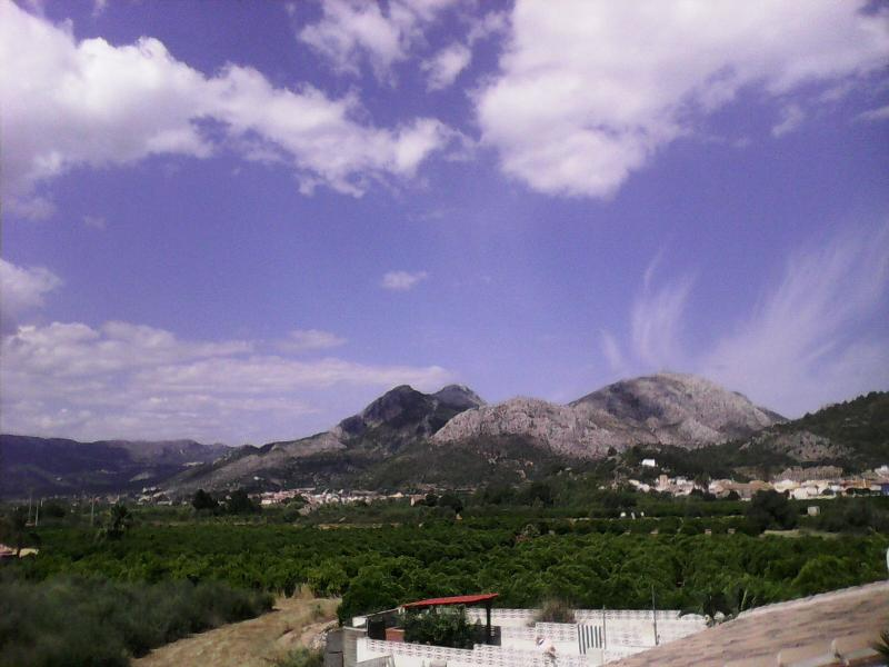 The Views Across the Orba Valley