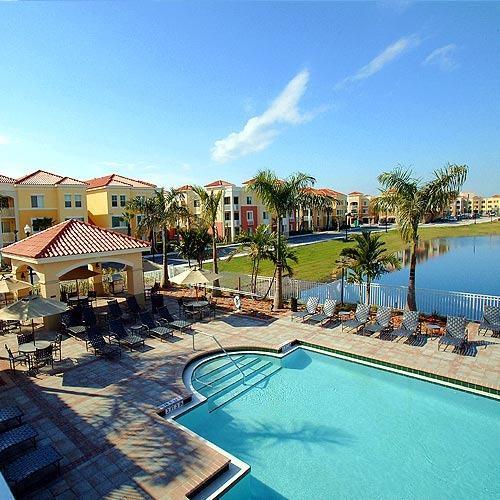 Resort style condo