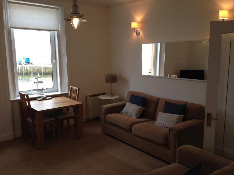 Lounge a Millport Beach Appartamento, Stuart St, Millport