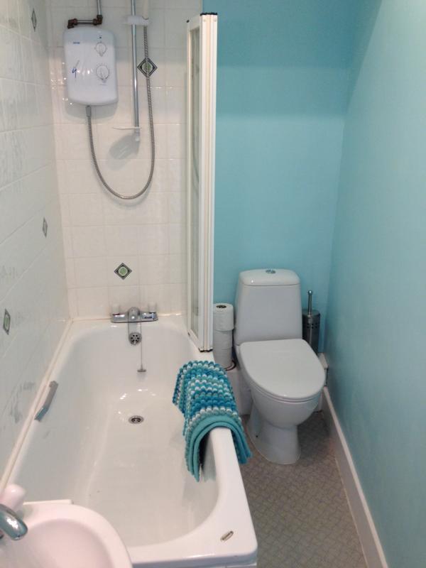 Bagno in Millport Beach Appartamento, Stuart St, Millport