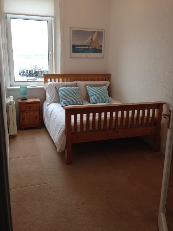 Camera di spiaggia in Millport Beach Appartamento, Stuart St, Millport
