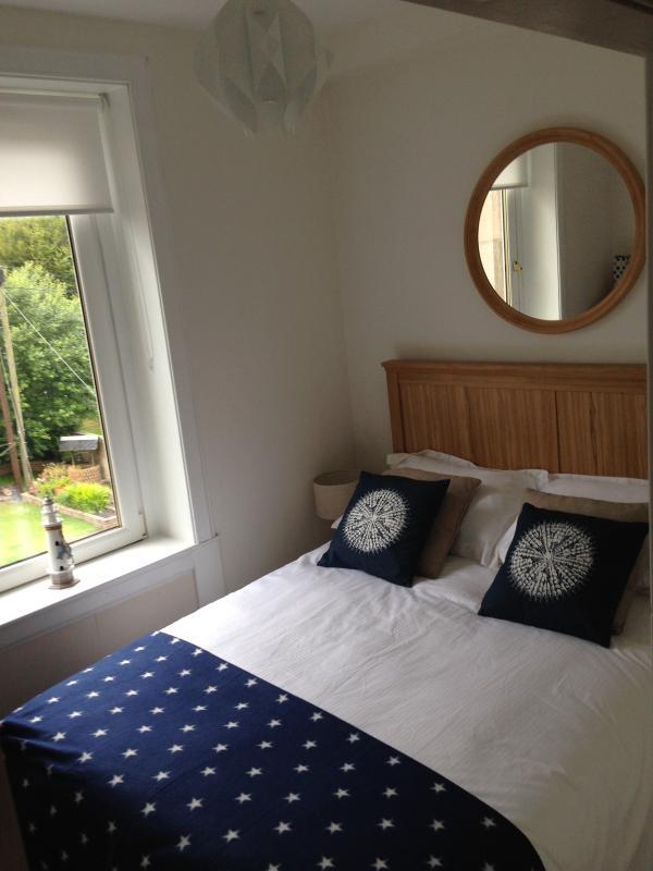Master camera da letto a Millport Beach Appartamento, Stuart St, Millport