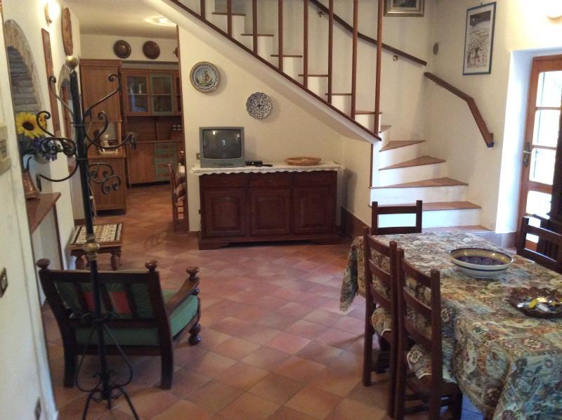 Casa Luciana, Ferienwohnung in Macciano