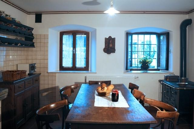 Ancient typical house of the Carnic Alps, holiday rental in Kotschach