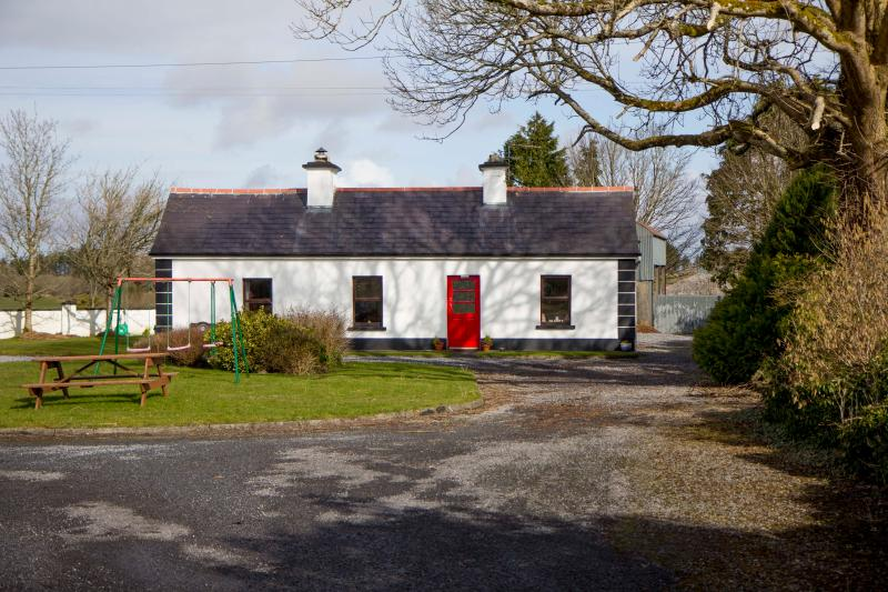 Charming traditional cottage in a picturesque setting.