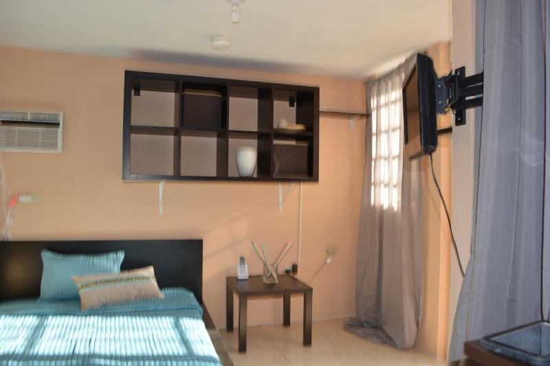 Cute, Cozy studio with all the essentials, holiday rental in Luis M. Cintron