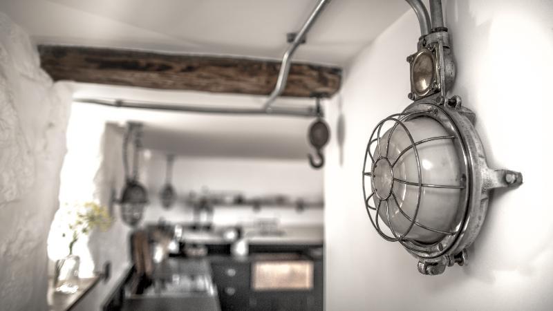 Iluminação característica Industrial náutico