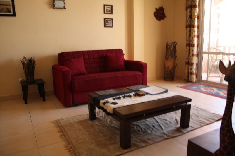 Large Lounge area