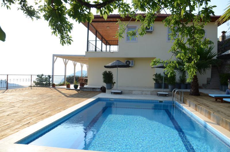 Sea View Melisa Villa, alquiler vacacional en Okcular