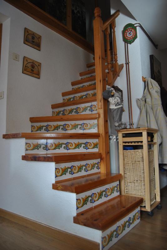 Escadas internas