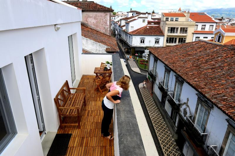 Apartments in the historic center of the city of P, vacation rental in São Miguel