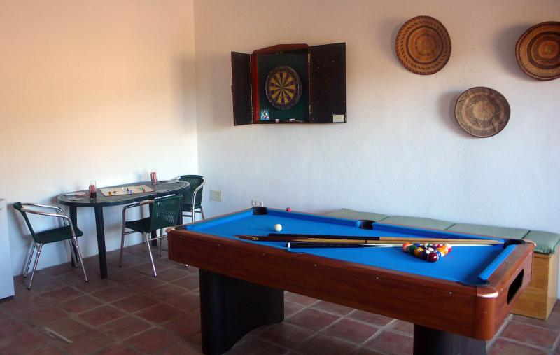 Games and Utility Room.