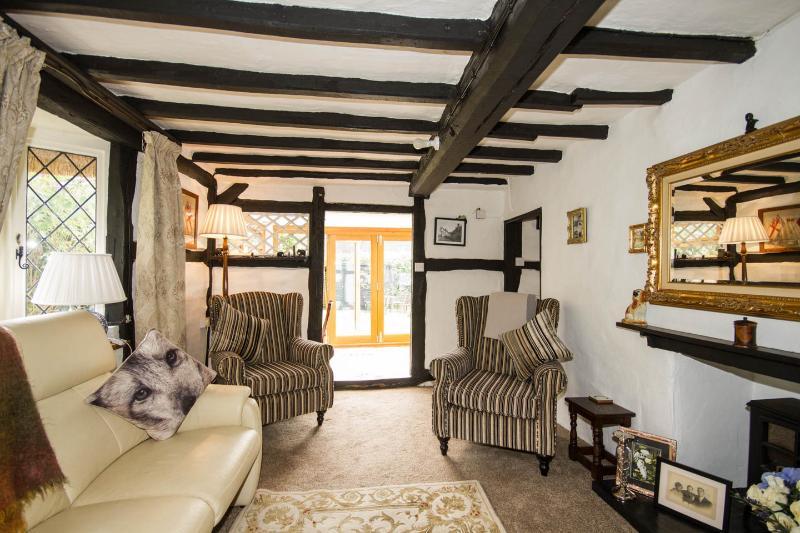 Newly refurbished comfortable living room