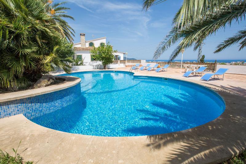 NA PENYAL - Villa for 6 people in Sant Llorenç des Cardassar, alquiler vacacional en Cala Millor