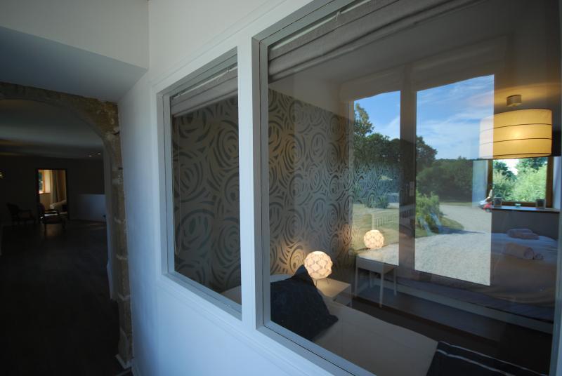 landing window looking into bedroom