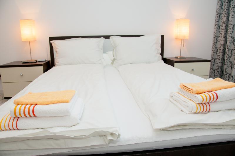 Maar Residence Apartment, holiday rental in Bihor County