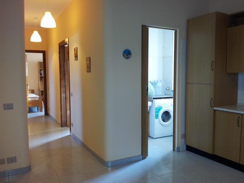 Corridoio - lavanderia