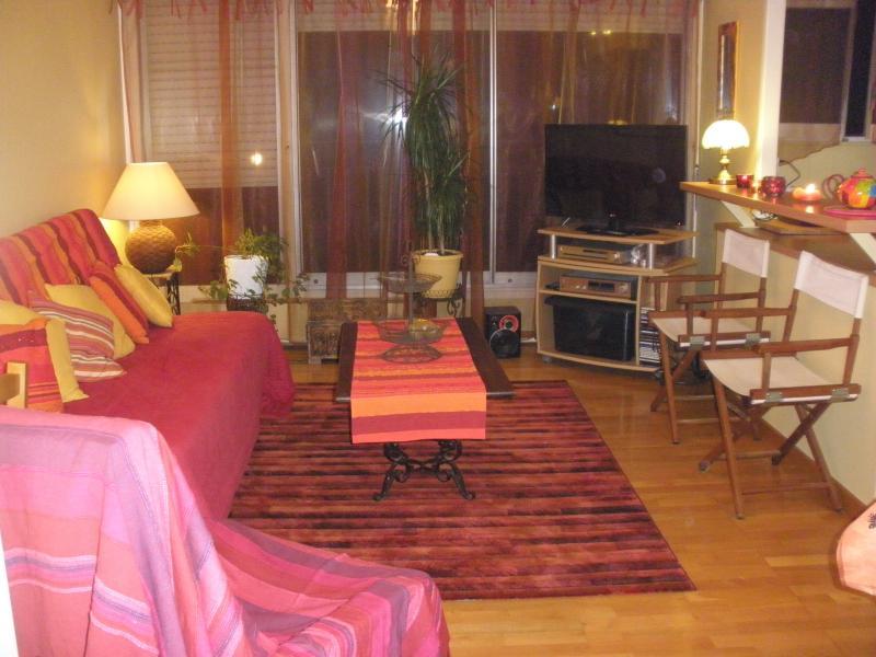 Appartement 53m²  proche de Paris, location de vacances à Draveil