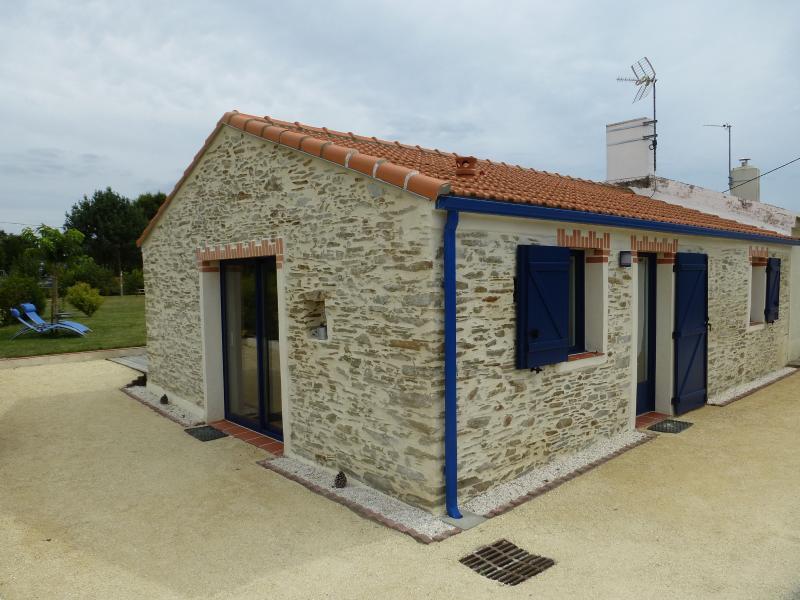 Affascinante casa in pietra