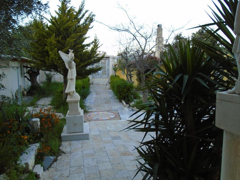 view of beautiful garden
