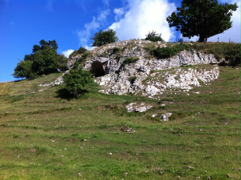 The 350 million year old Ffynnon Beuno Cave