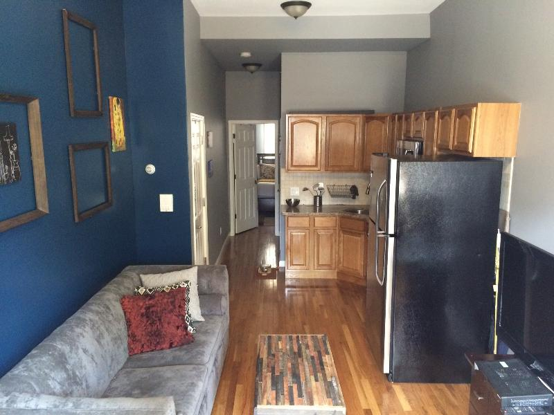 1 br apt 10 mins from NYC Times Square, casa vacanza a Union City