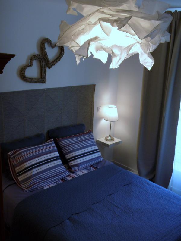éclairage doux et diffus dans la chambre