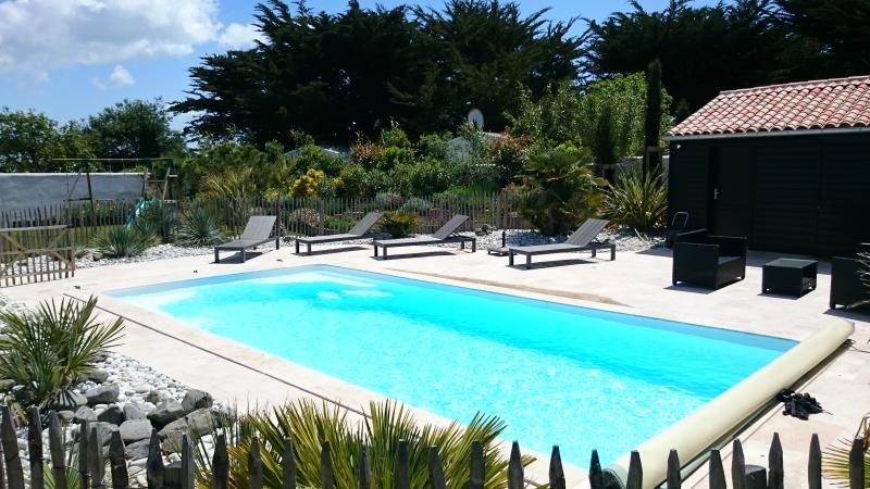 5 avis et 15 photos pour villa paysag e avec piscine - Villa charente maritime avec piscine ...