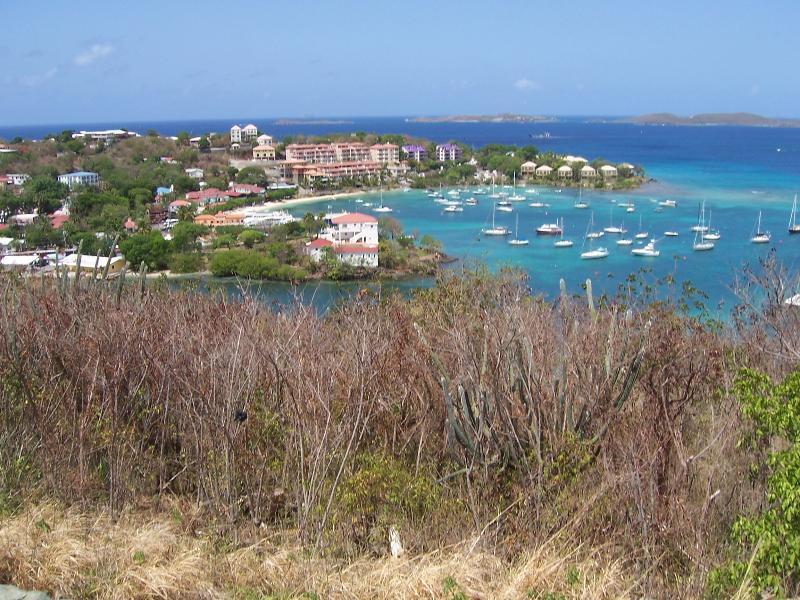Cruz Bay, Saint-Jean