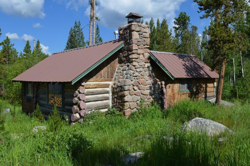 Fisherman's cabin built in the 1890's updated with all the modern conveniences.
