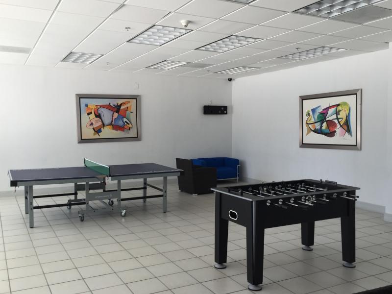 Ping Pong and Fools ball Table