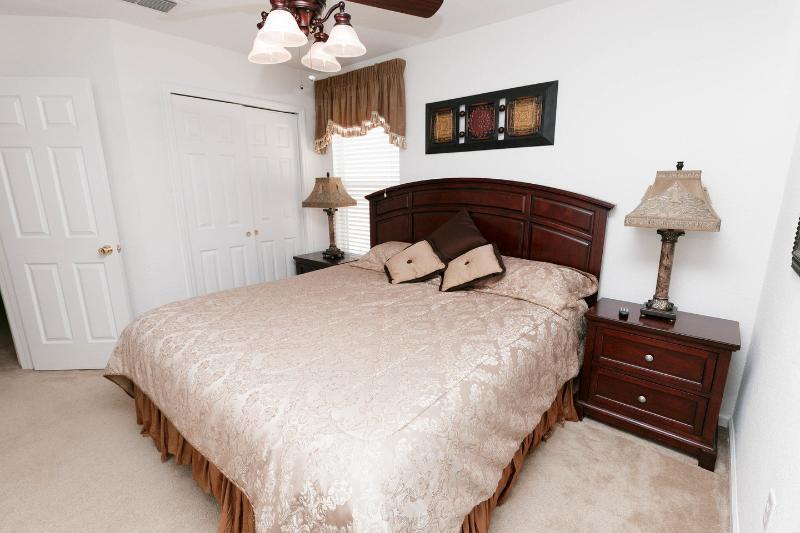 El dormitorio de la reina