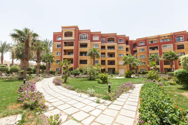 Apartment Beach 2 / Esplanada, holiday rental in Makadi Bay