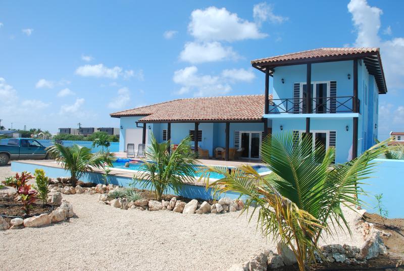 Poolvilla Cool Blue, location de vacances à Kralendijk