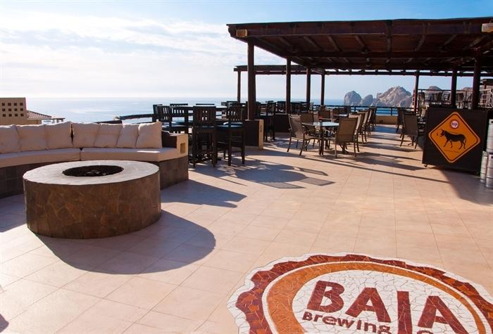 Baja Brewing Co. a great place to eat and have some brew.  Live music on select nights.