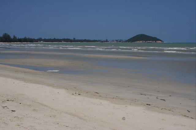 Low tides in May and June