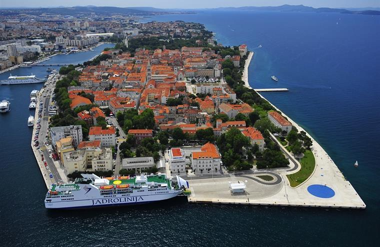 Antica storica penisola dove si trova l'alloggio, il miglior posto dove stare, tutto nelle vicinanze, consente di risparmiare denaro