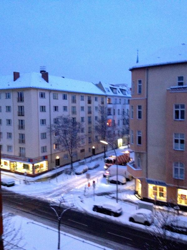 louer appartement Charlottenburg Central Berlin Centrum