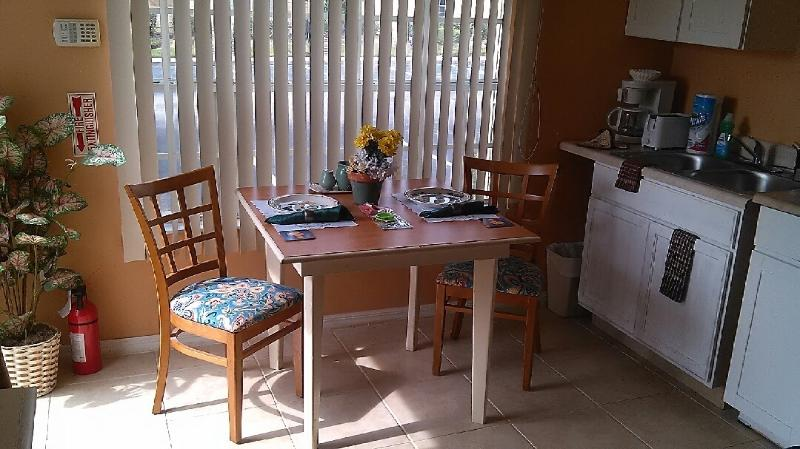 Updated Kitchenette & Dining