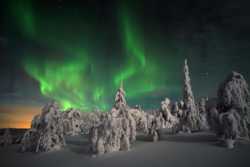 Aurora Borealis - Northern Lights Ylläs