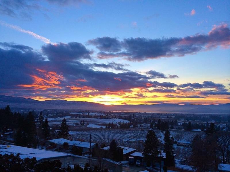 Amazing Okanagan Valley Views