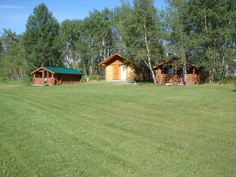 abel lake cabins, vacation rental in Lone Butte