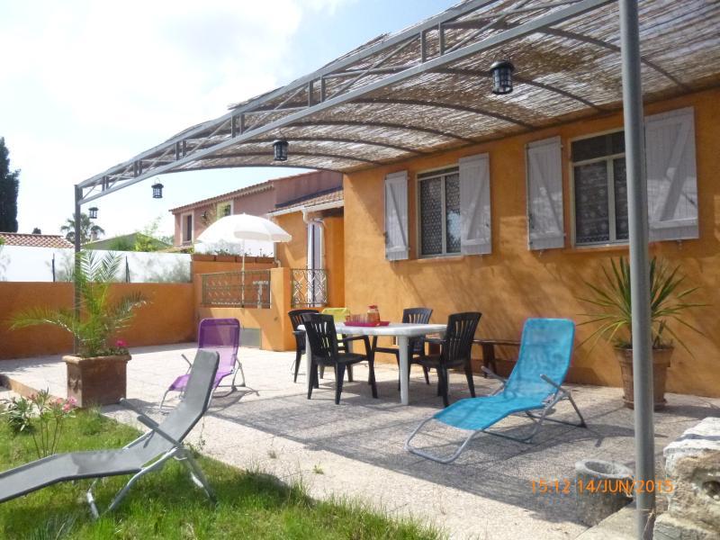 Maison de vacances à CASSIS - 2 à 5 personnes, alquiler vacacional en Roquefort-la-Bedoule