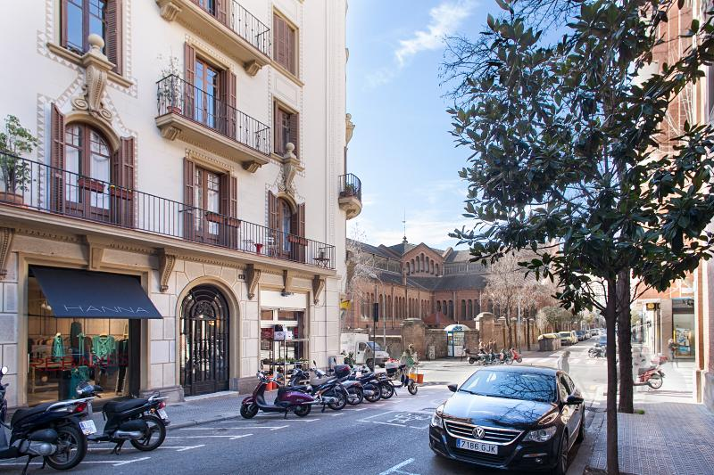 thesuites Barcelona Apartments, vacation rental in Barcelona