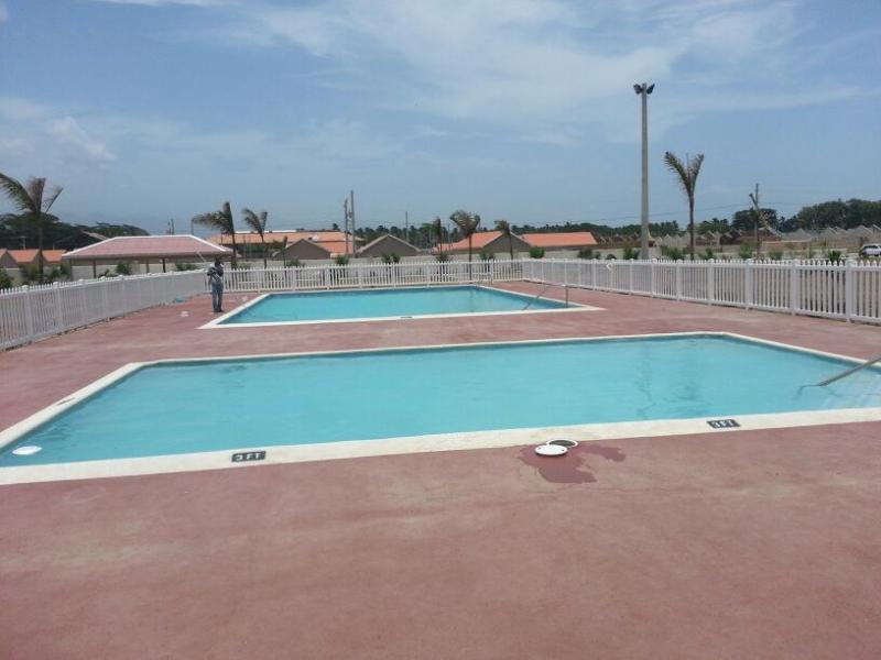 Área de natação