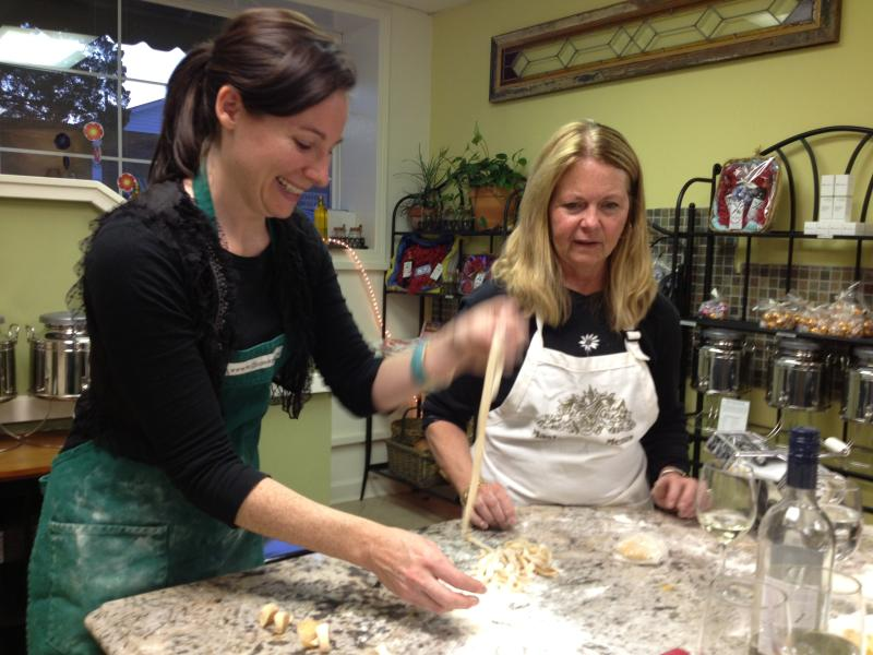 Looking for something fun to do? Try a cooking class at the Flavor Exchange